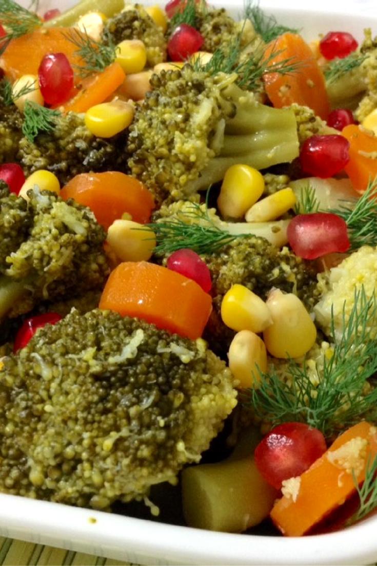 Brokolili Jambonlu Kiş Tarifi