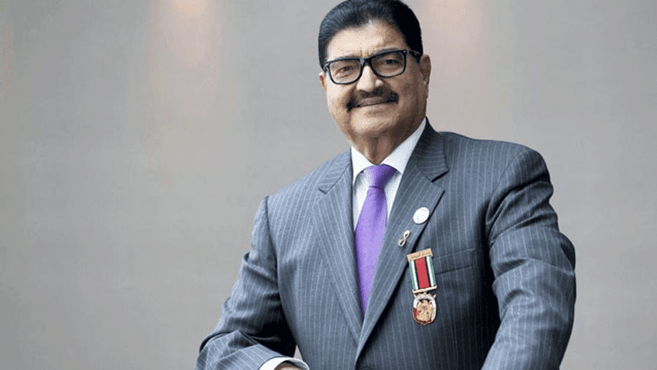 Nmc Injected Millions Of Dirhams Into Br Shetty S Daughter S