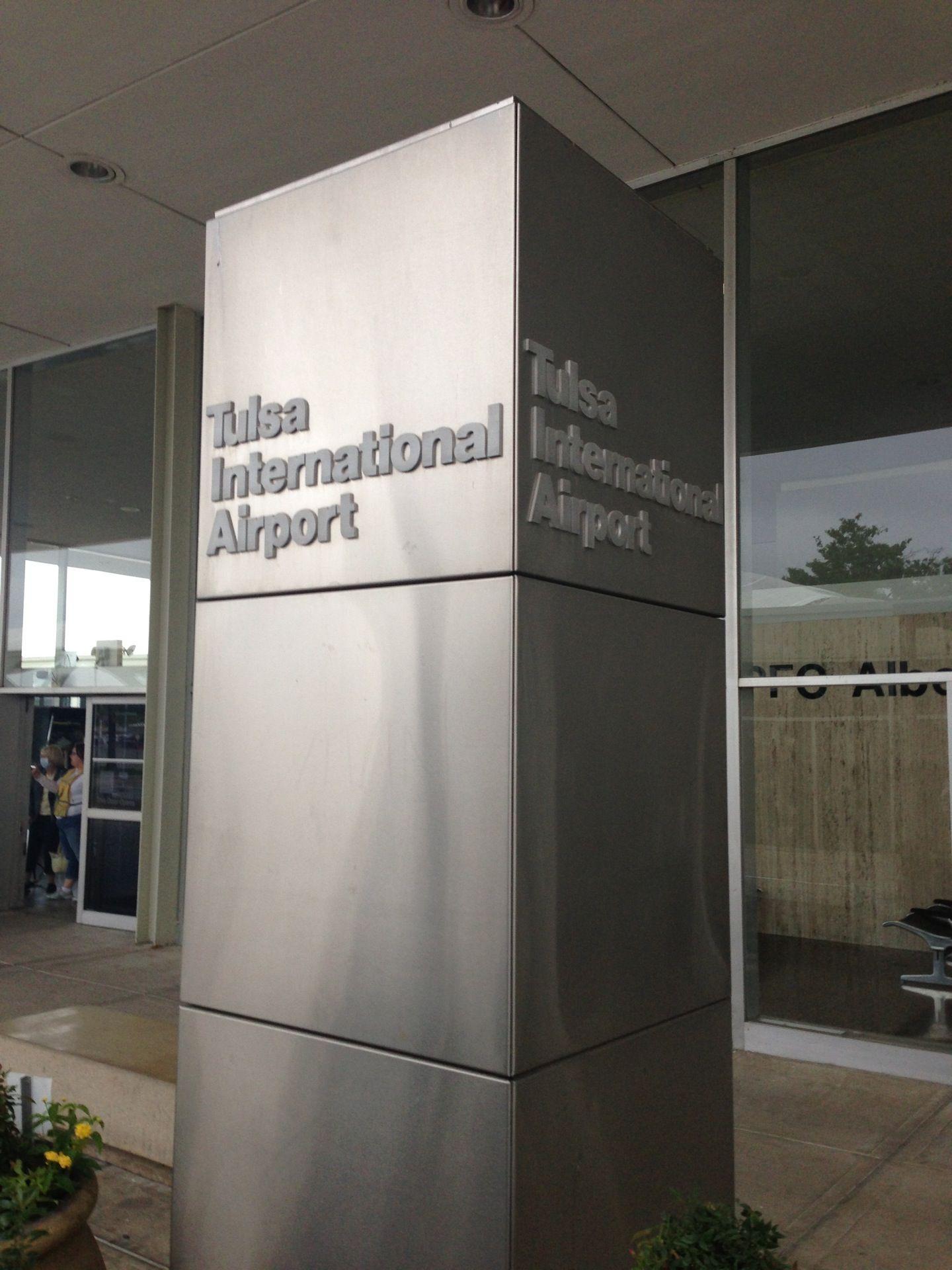 Tulsa International Airport (TUL) in Tulsa, OK Tulsa