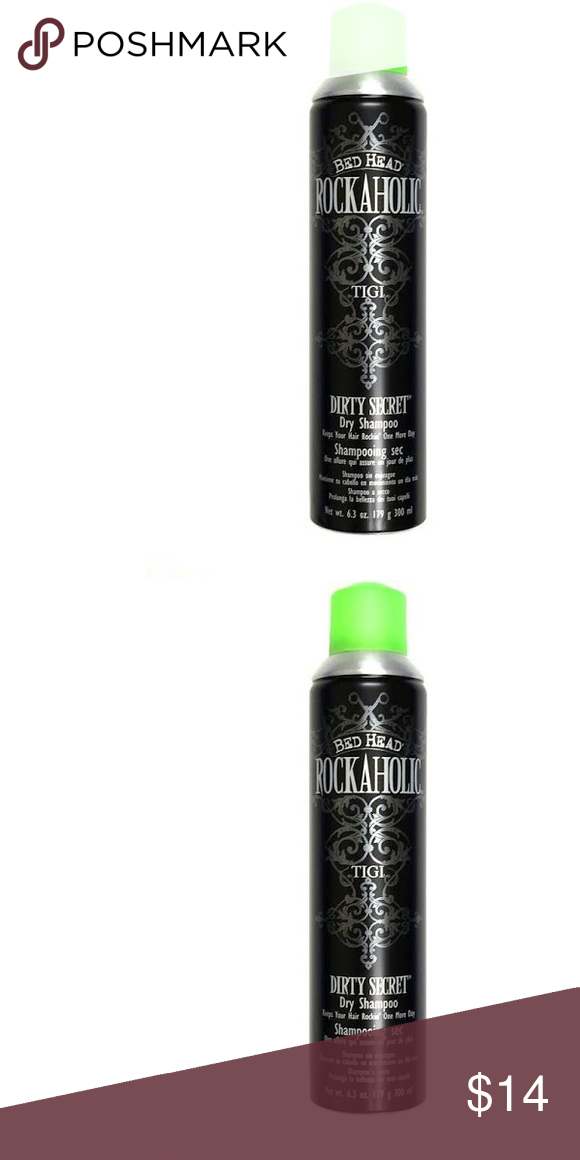 Togo Rockaholic Dry Shampoo Dry Shampoo Shampoo Heat Styling Products