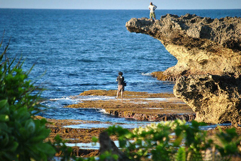 Puerto del Sol Beach Resort and Hotel Club in Bolinao, Pangasinan ...