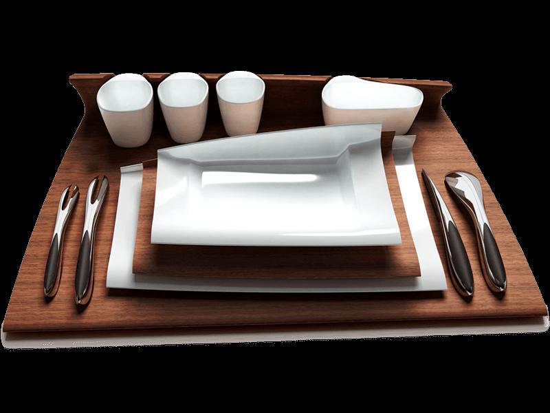 service de table art de la table et pr paration. Black Bedroom Furniture Sets. Home Design Ideas