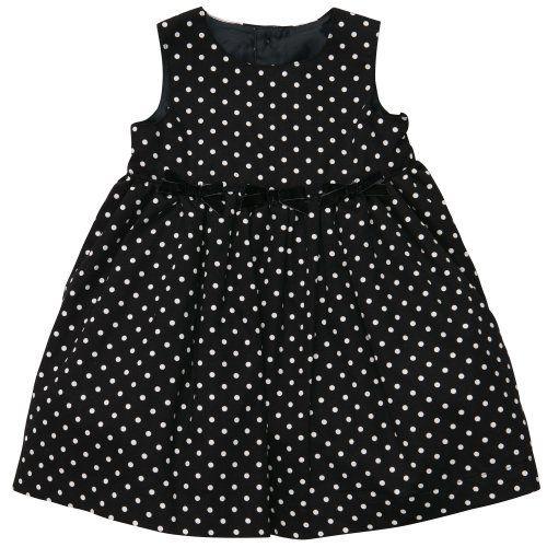 9f5e6ea869905 Carter's Baby Girls Special Occasion Dress (NB-24M) (Newborn, Black ...