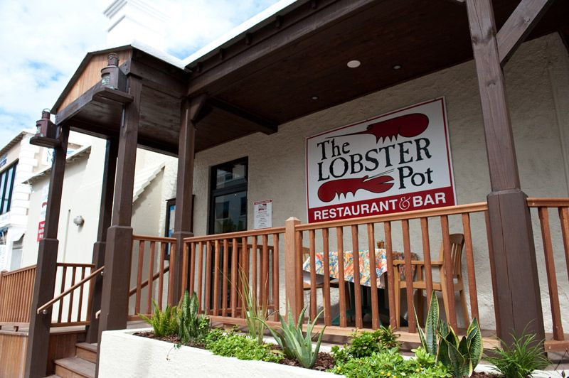 lobster pot bermuda Dining Out in Bermuda in 2012 The