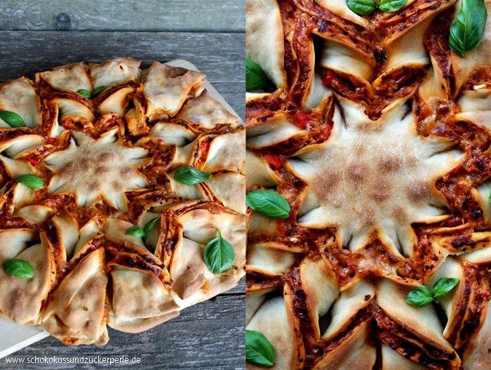 Pizzablume - Ein Klassiker neu aufgelegt • Schokokuss und Zuckerperle