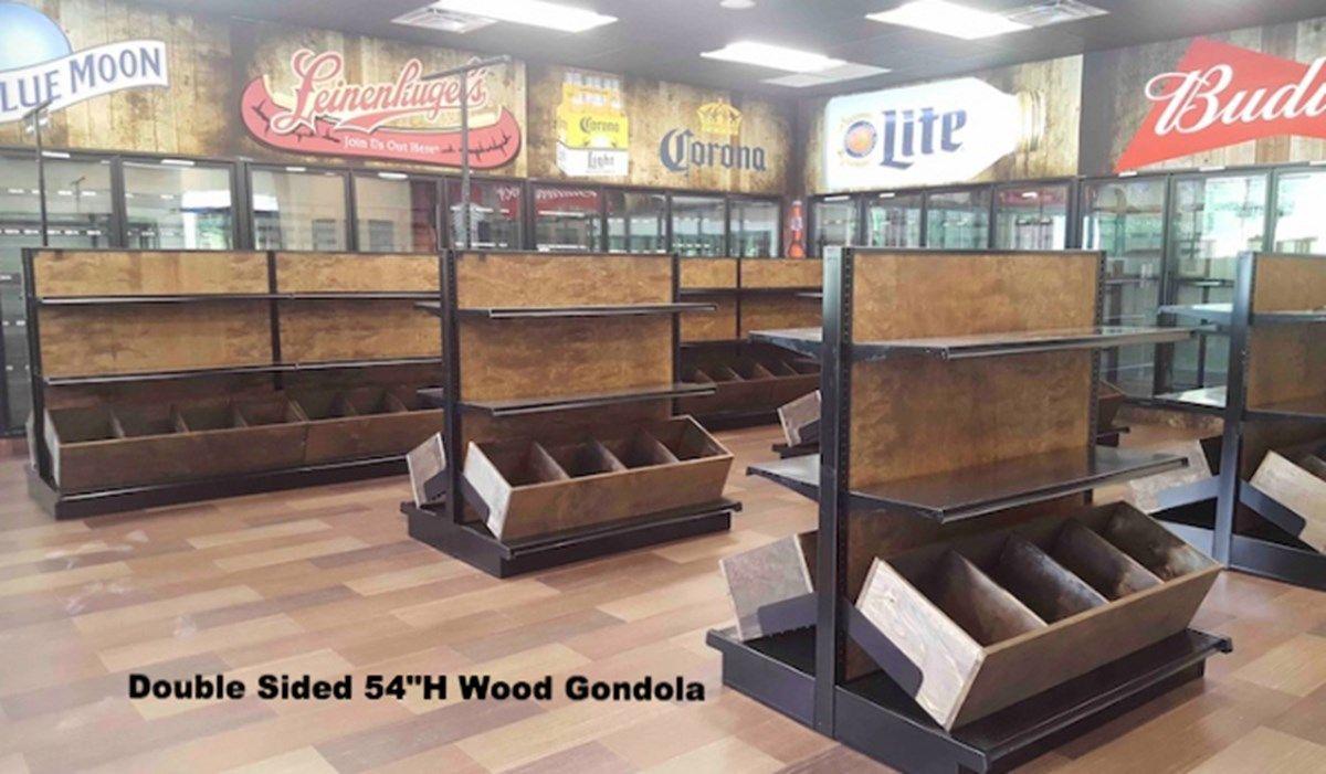 Free Liquor Store Design Layout Service, Retail Interior