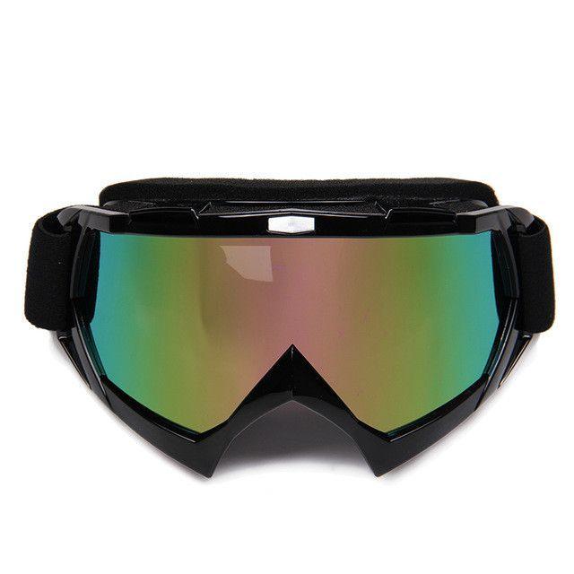 dfebf6452450 New Ski Snowboard Windproof Goggles Dustproof Motorcycle Riding Glasses  Motocross Off-Road Downhill Dirt Bike Eyewear
