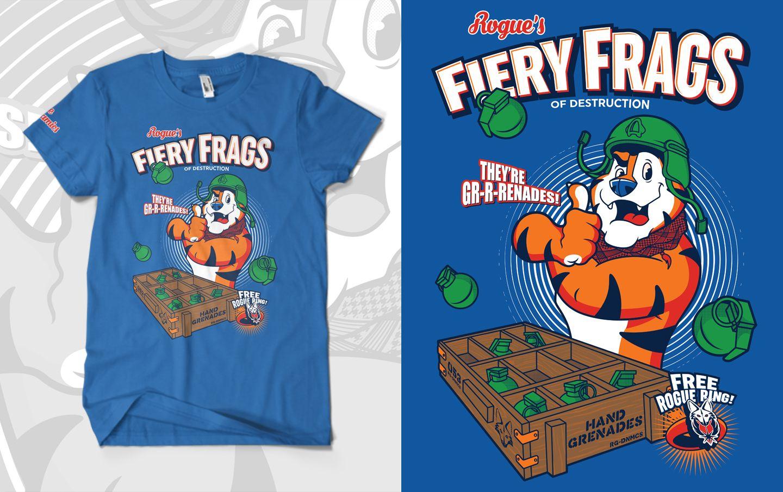 Frags Shirt