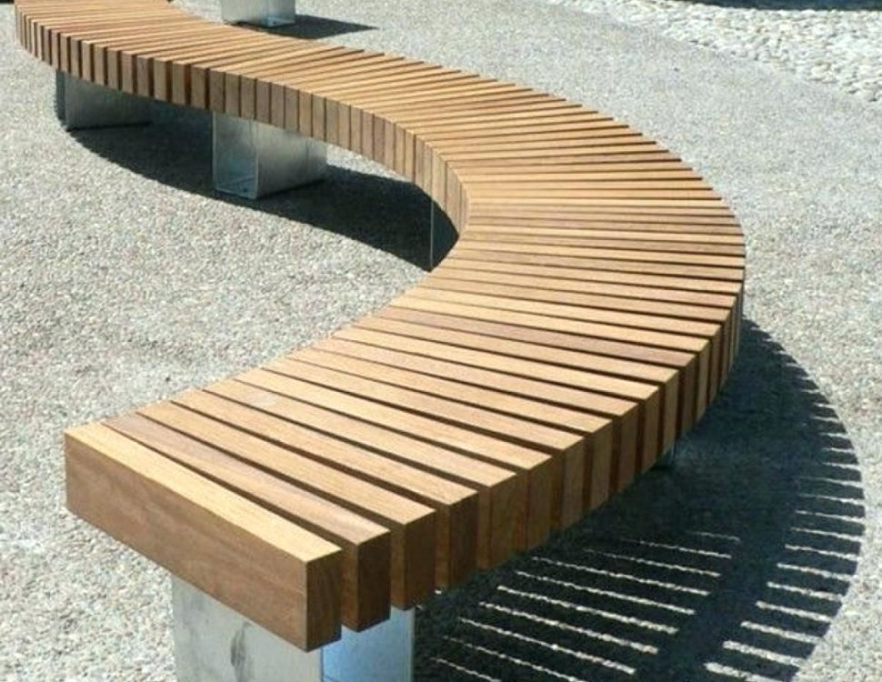 Image Result For Curved Wood Bench Curved Outdoor Benches Modern Bench Outdoor Wood Bench Outdoor