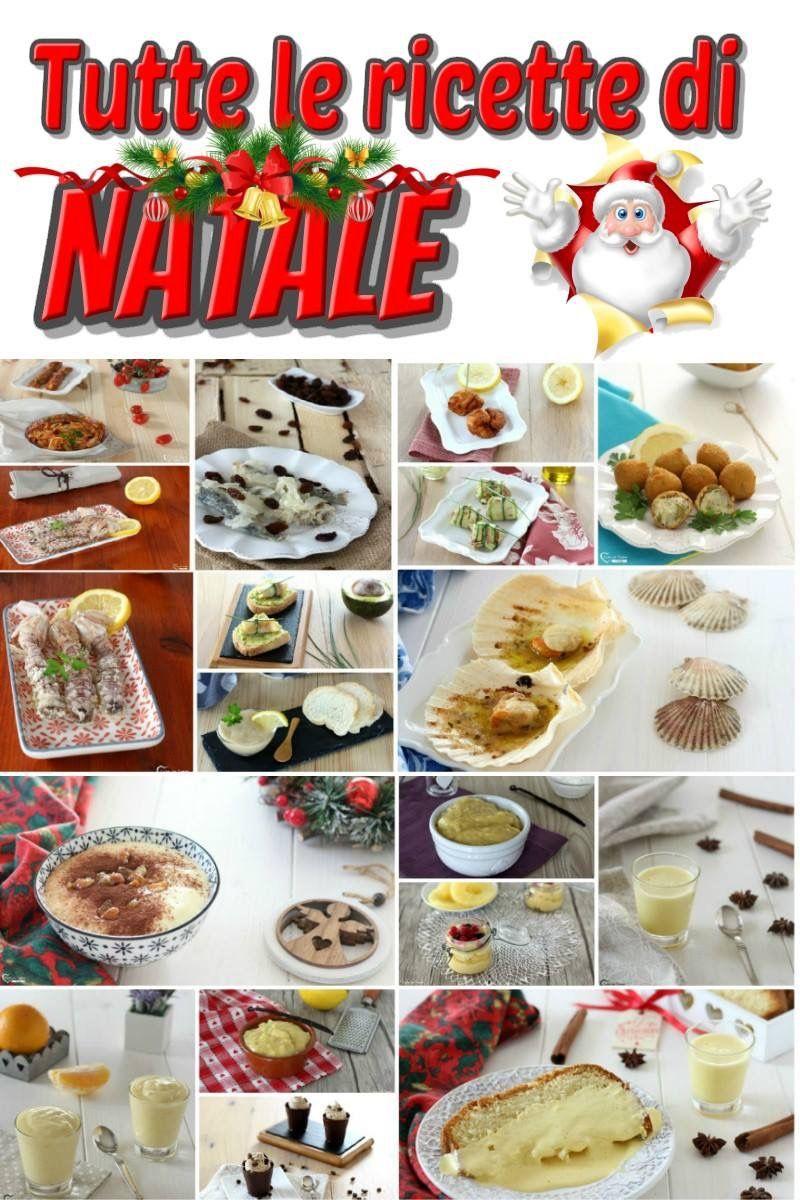 Pranzo Speciale Di Natale.Speciale Ricette Natalizie Pranzo Natale