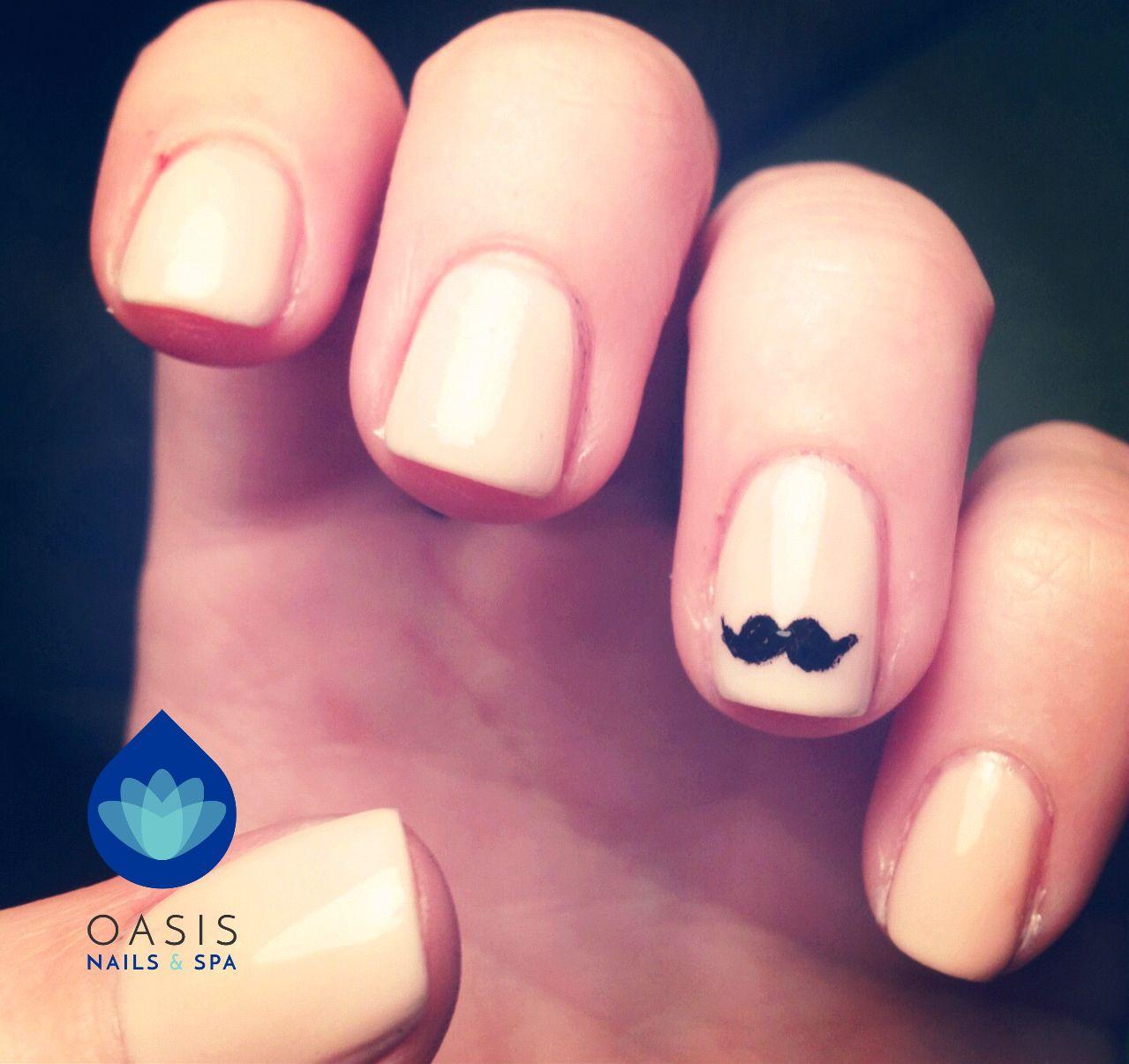 Movember 🎩👨👔 #nailart #manicure #🌴💅 #VictoriaBC #YYJ | Nail Art ...