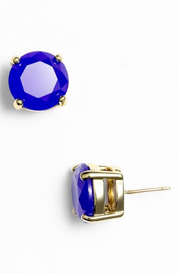 08a73cfa2af59 kate spade new york colored stone stud earrings | Nordstrom ...