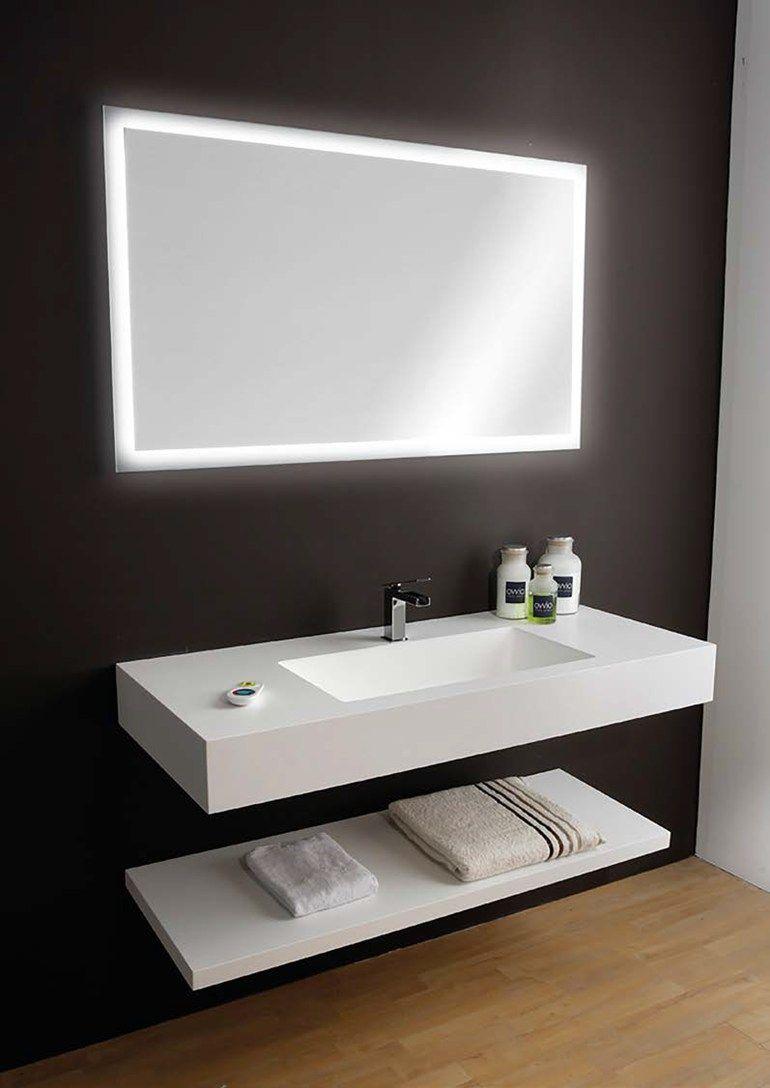 Wall Mounted Corian Vanity Unit Counter Corian Vanity Unit By Carmenta Corian Bathroom Vanity Units Corian