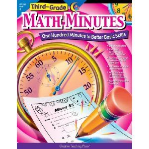 Third Grade Math Books - Yourhelpfulelf
