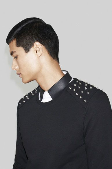 Zara Man September 2012 Lookbook: We Are Young, Smart And Let The Last