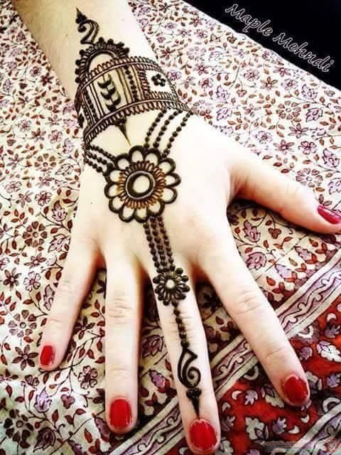 10984161 751434814969862 7908645078645101509 N مجلة توب ماكس تكنولوجي نقش حناء 2015 نقش حناء خليجي Henna Designs Henna Tattoo Designs Beautiful Henna Designs