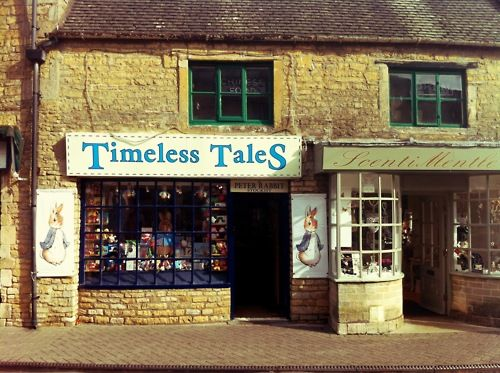 thisivyhouse: Timeless Tales, Bourton on the Water, Gloucestershire, England