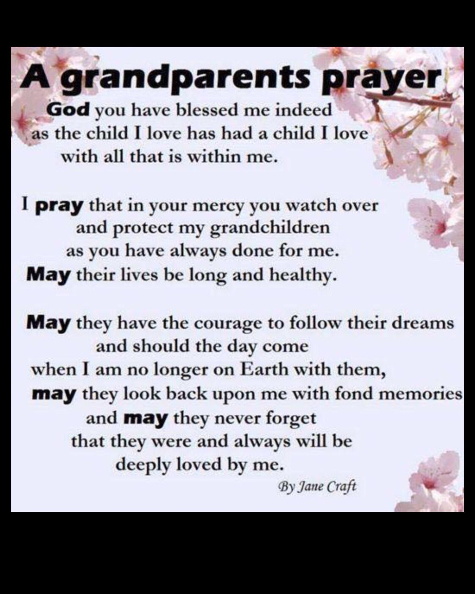 grandparent prayer | Quotes | Pinterest     | Teriyaki stir