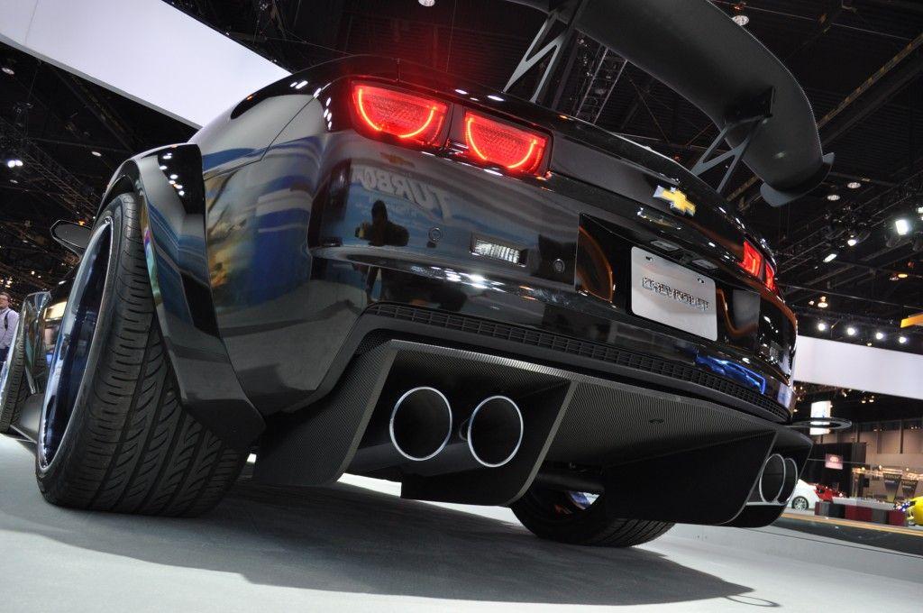 Motor Mike Camaro Chevrolet Camaro Concept Cars