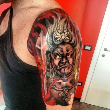 Photo of Tattoo trend: +107 Japanese tattoo ideas for men …