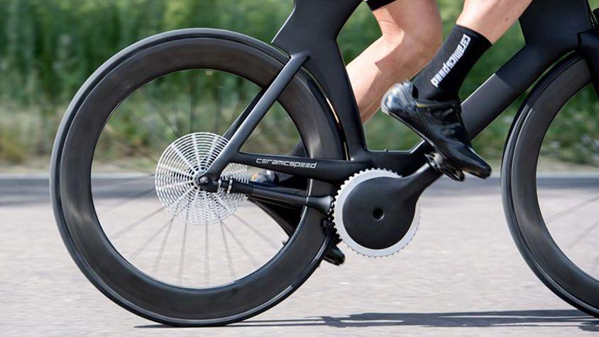 チェーンがない シャフトドライブ自転車 自転車 自転車のデザイン チェーン