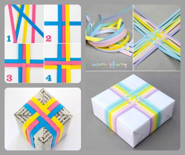 5 ideas para envolver regalos con un toque craft