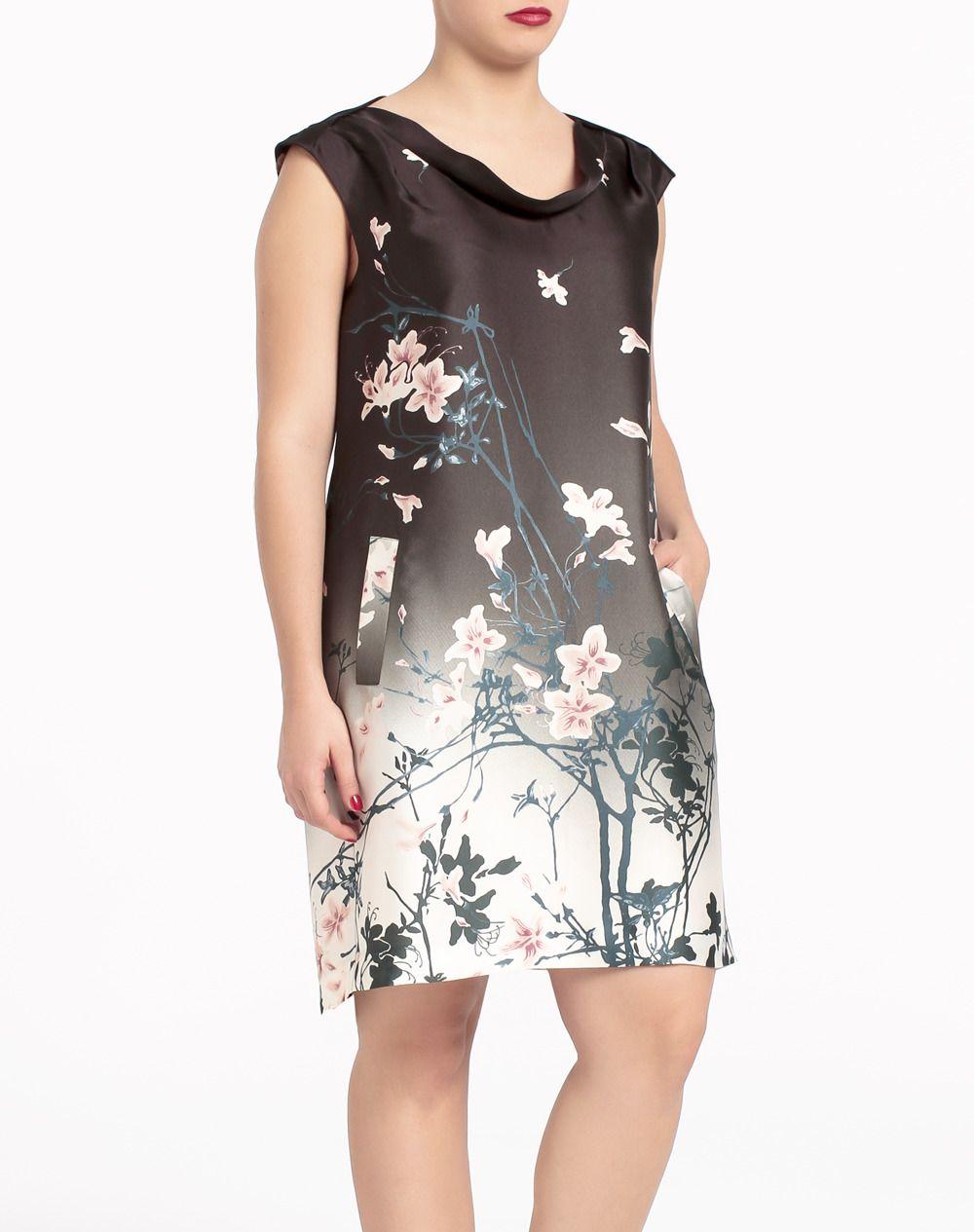 Vestido Couchel Mujer Tallas Grandes El Corte Ingles Moda Moda Y Complementos Moda Vestidos De Mujer
