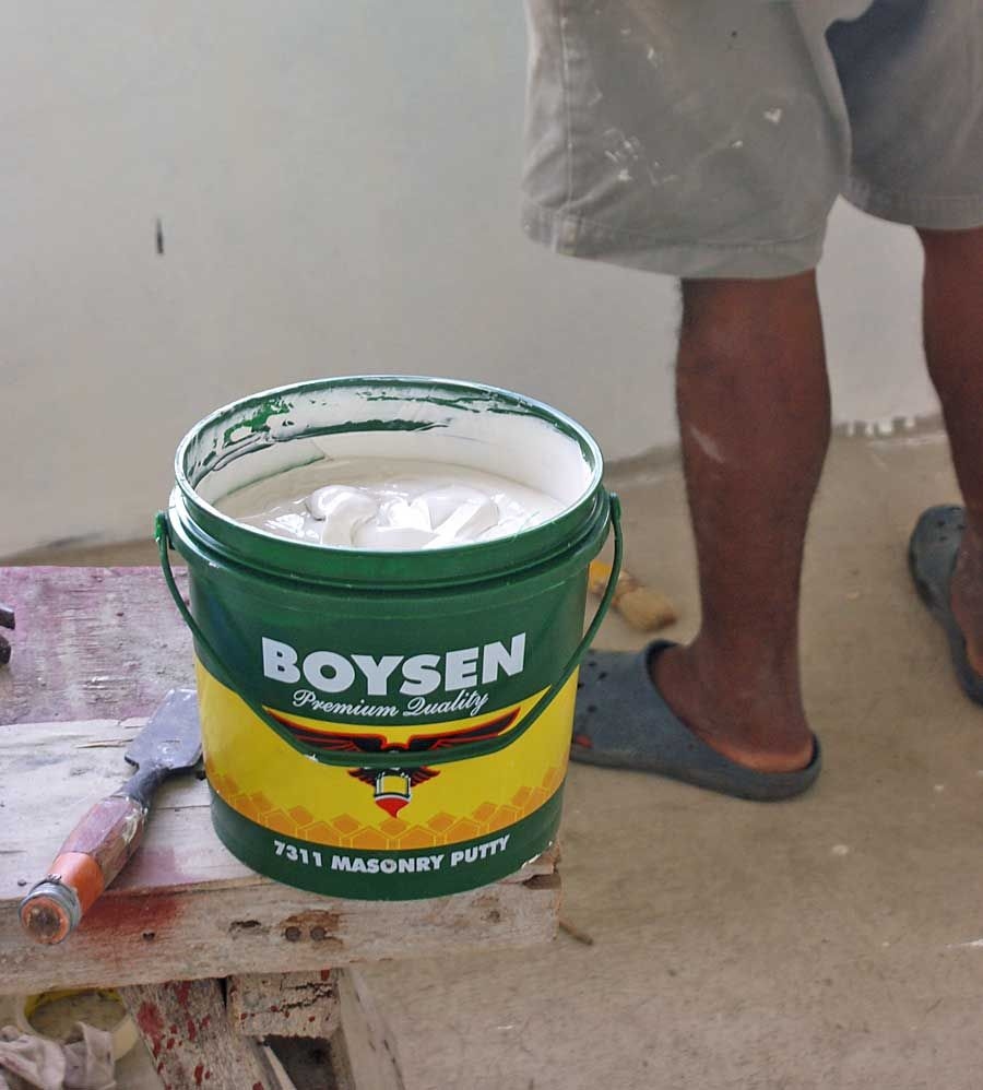 Our Philippine House Project Paint And Painting Wall Painting Philippine Houses Painting