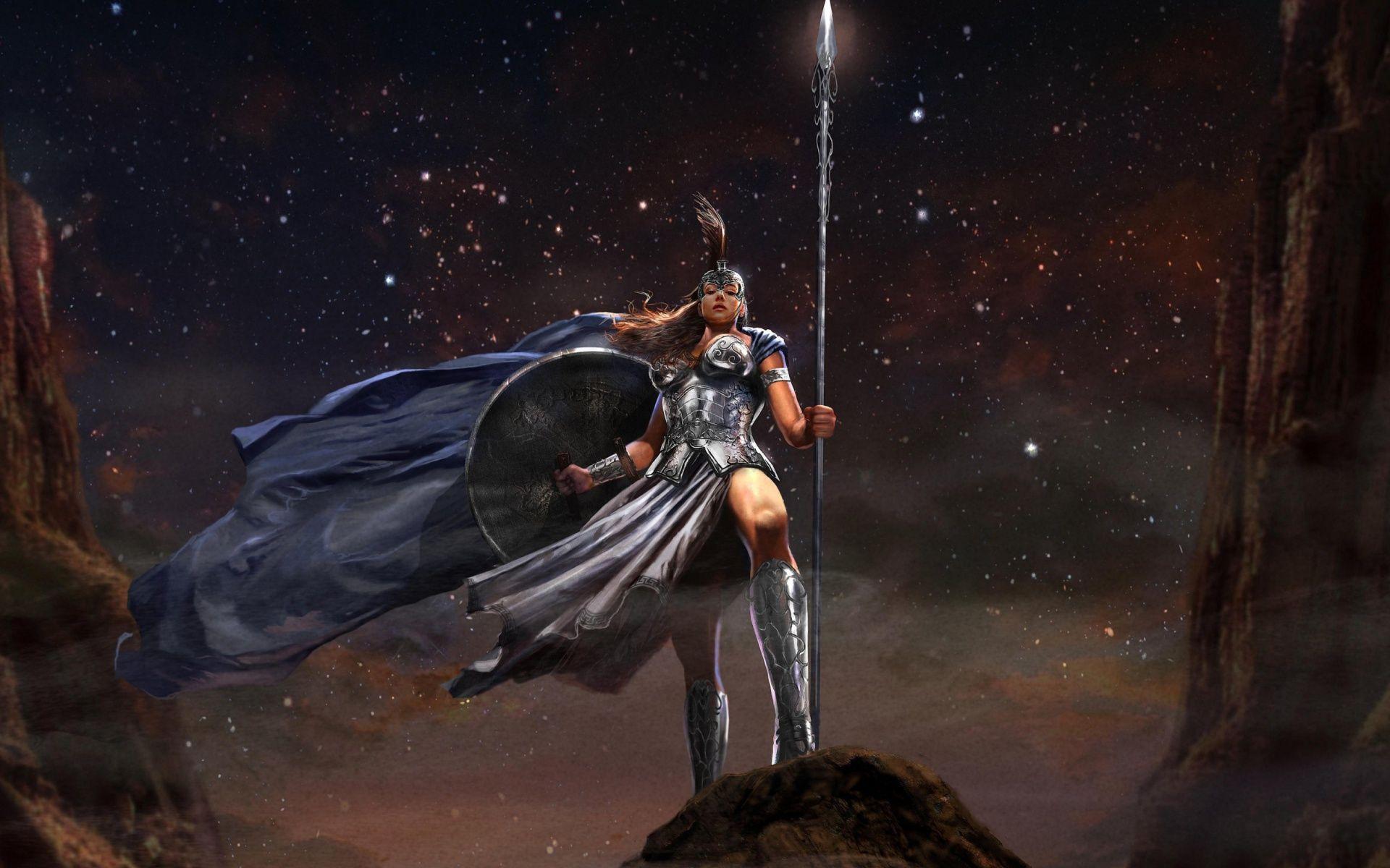 Athena Greek Gods And Goddesses Ancient Greece Greek History