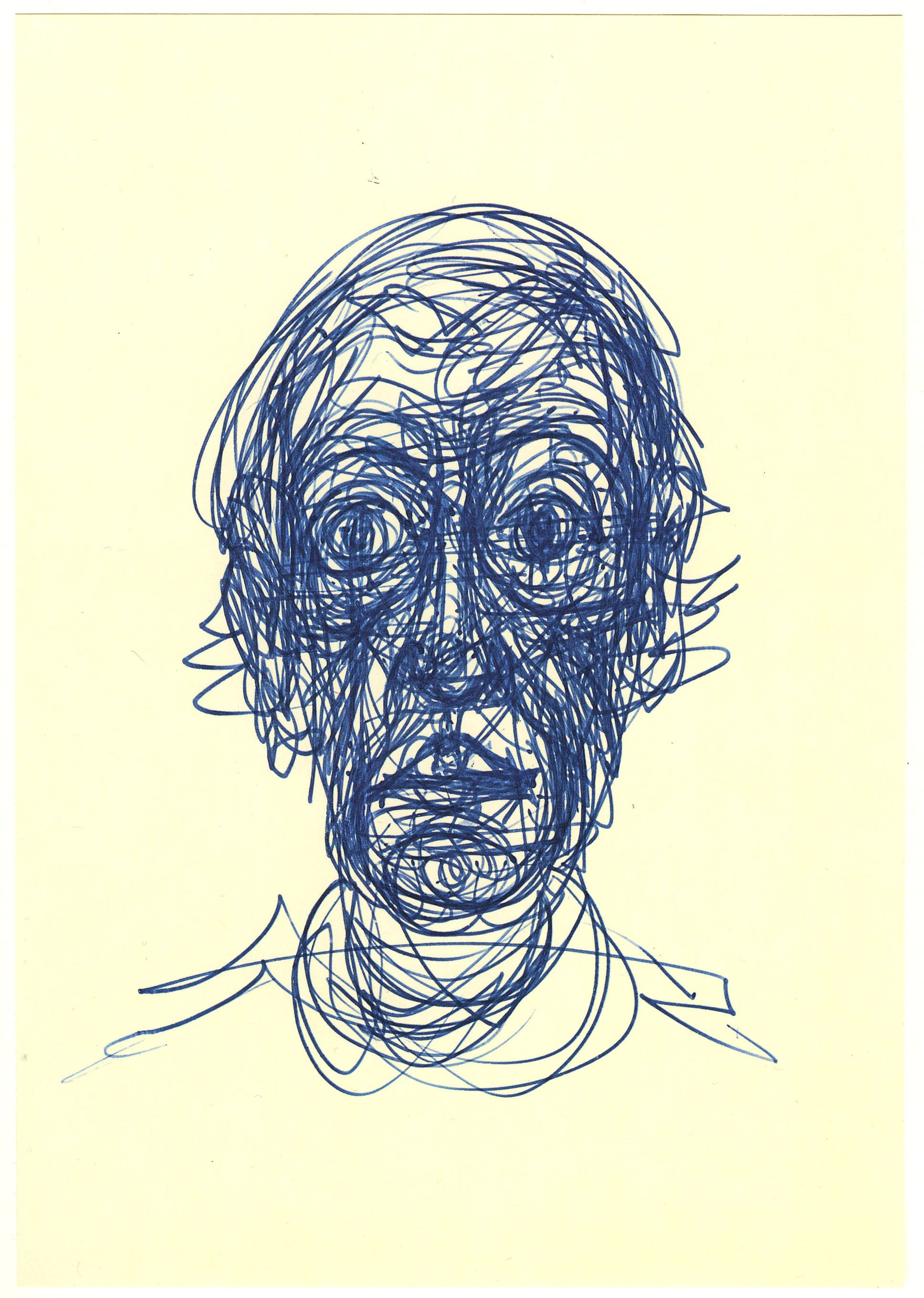 Peintre Giacometti Alberto Giacometti Portrait Of Diego Drawings