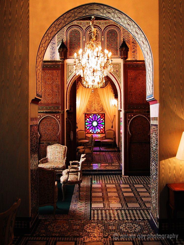 Riad . Fez, Morocco