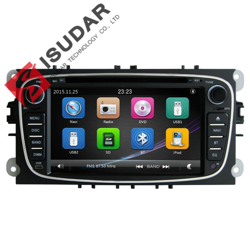 247 50 For Ford Focus Mondeo S Max 7 Android Car Dvd Player Gps