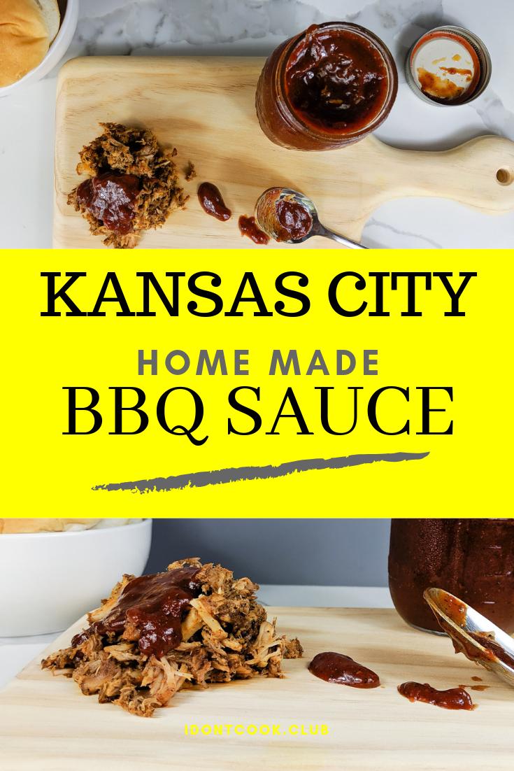 Kc Bbq Sauce Recipe Kansas City Bbq Sauce Recipe Kansas City Barbecue Sauce Recipe Bbq Recipes