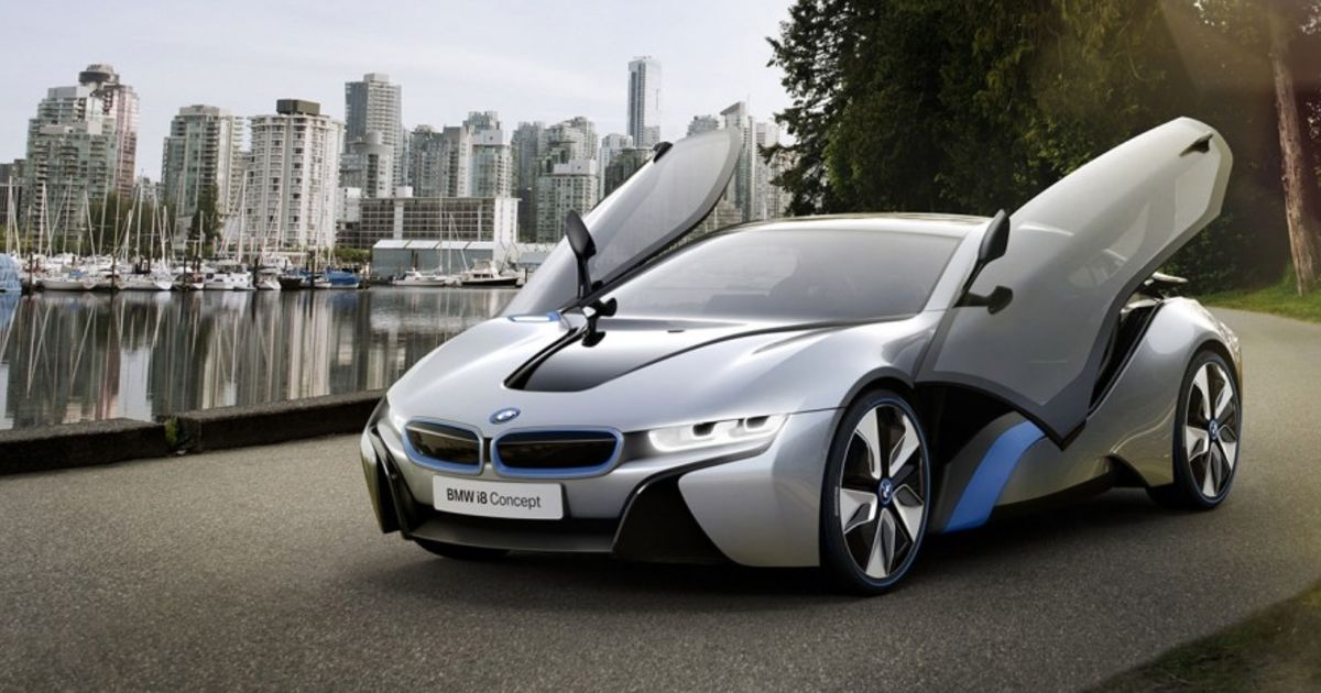 Bmw Plans To Offer 12 Fully Electric Vehicles By 2025 Electric