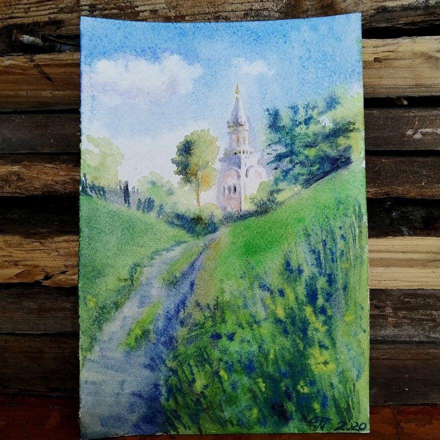 aquarellepainting #sketchbook #illustration #watercolor #watercolorpainting