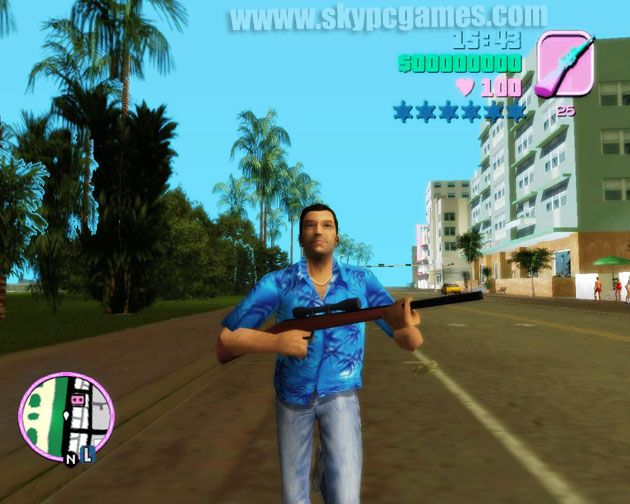 gta vice city free download fast