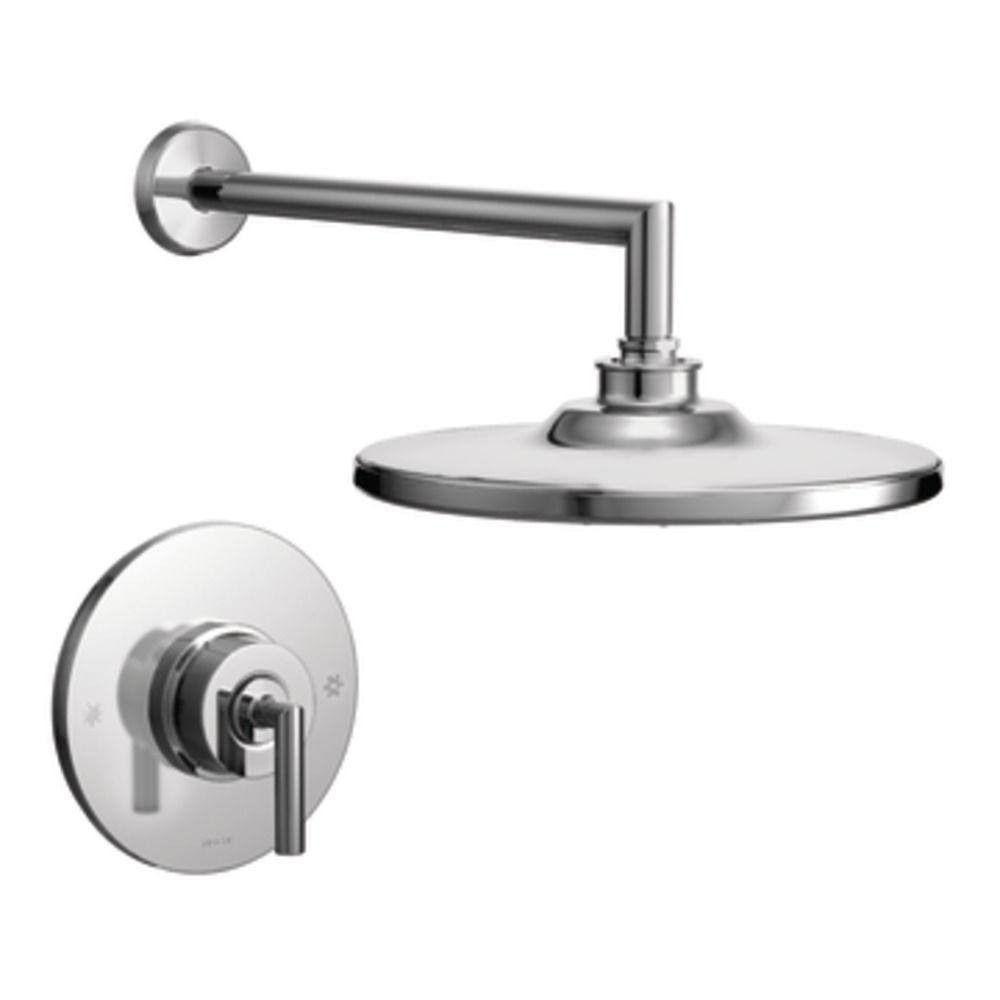 Moen Arris Single Handle Posi Temp Shower Faucet Trim Kit Chrome