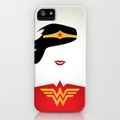 Wonder+Girl+iPhone+&+iPod+Case+by+Roboz+-+$35.00
