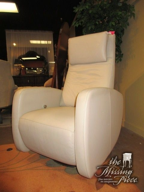 Cool Violino Swivel Recliner Chair In Oyster On Chrome Base With Beatyapartments Chair Design Images Beatyapartmentscom
