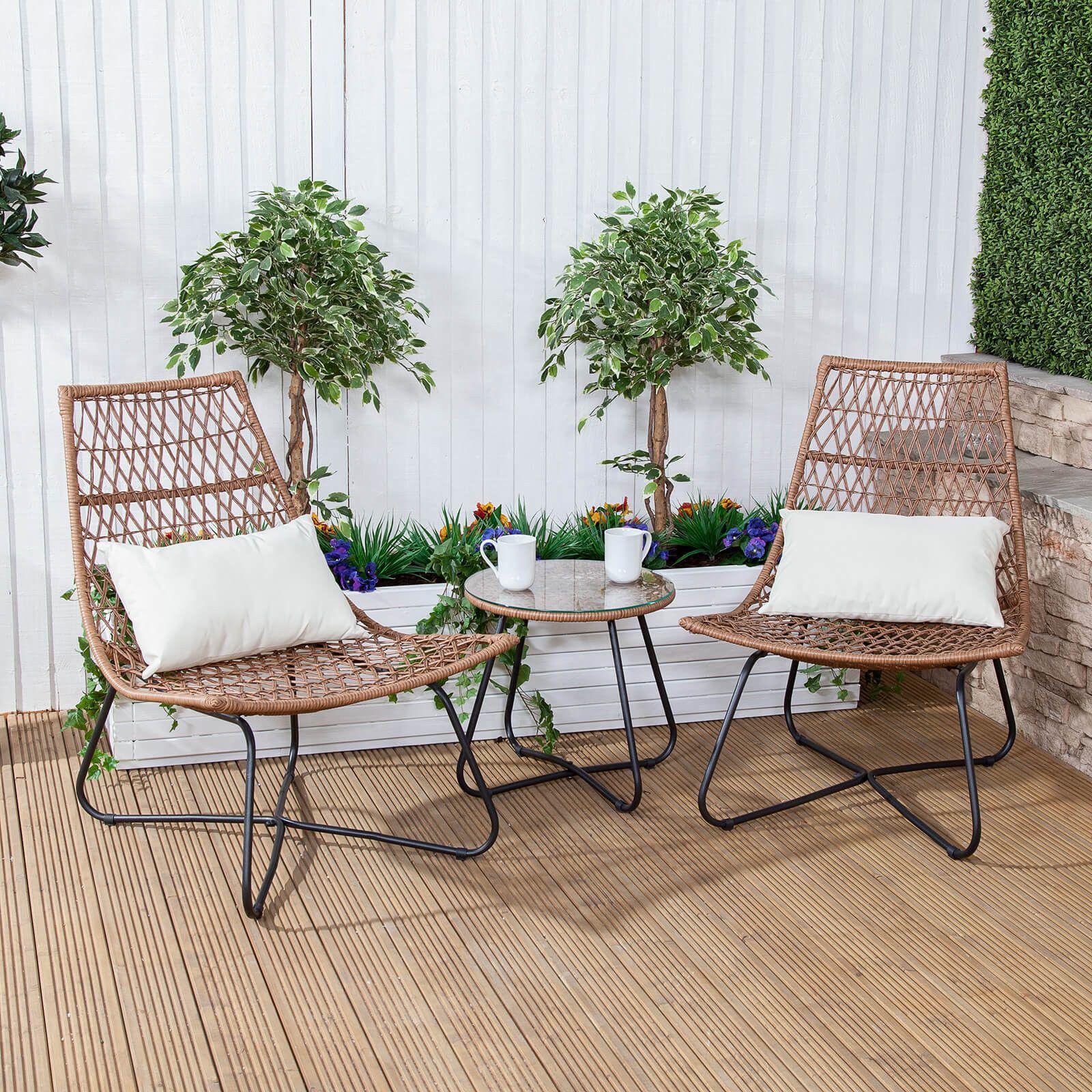 Best Polynesian Bistro Set In 2020 Garden Table Chairs 400 x 300