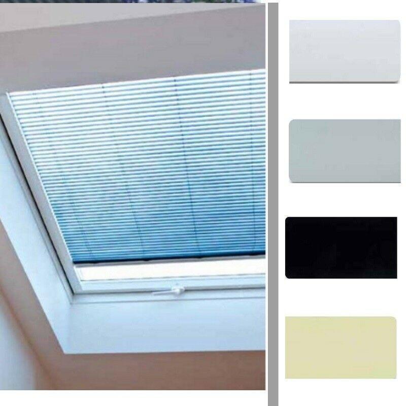 Aluminium Dachfenster Jalousie Rollo Skyline Fur Velux Vz