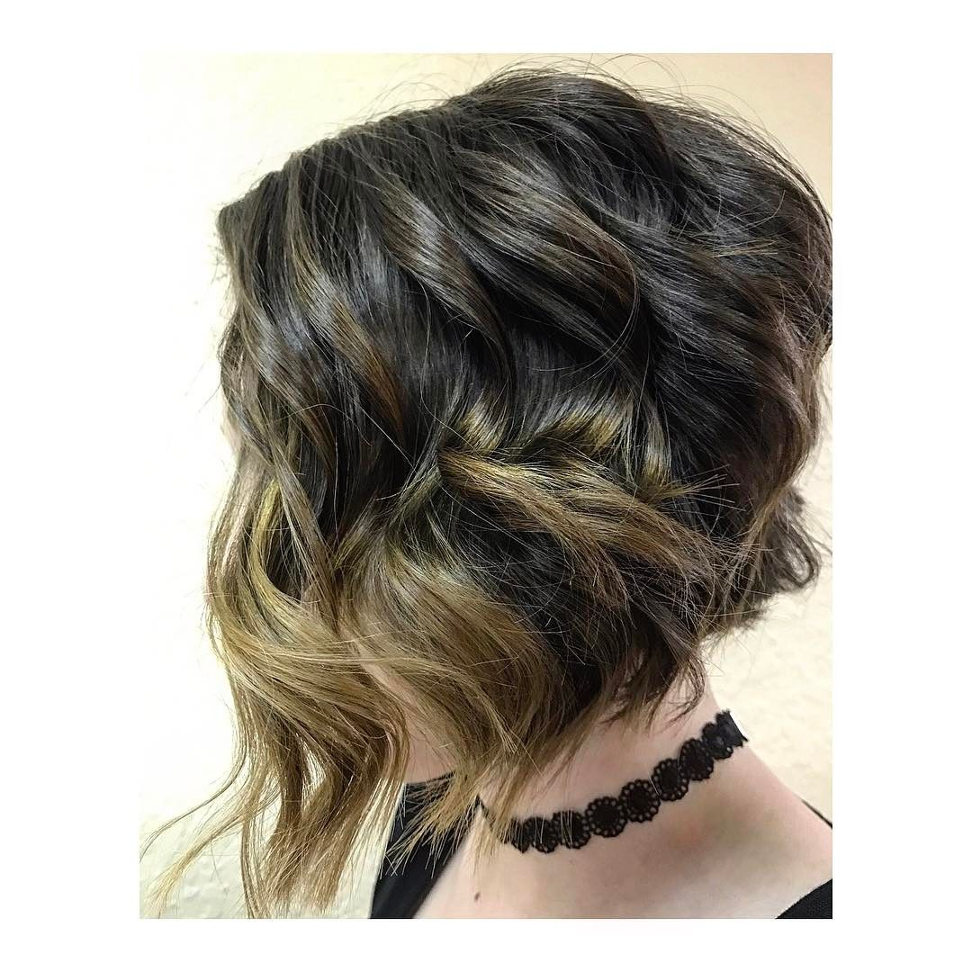 Love this cut ���� #hairbylucyd #haircut #cosmetology #hair #hairbrained #angle #angledbob #layeredhair #layers http://tipsrazzi.com/ipost/1510610412339719119/?code=BT2xCqdg-vP