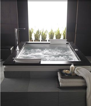 Stunning Bathtubs For Two Home Dream Bathrooms Jacuzzi Bathtub