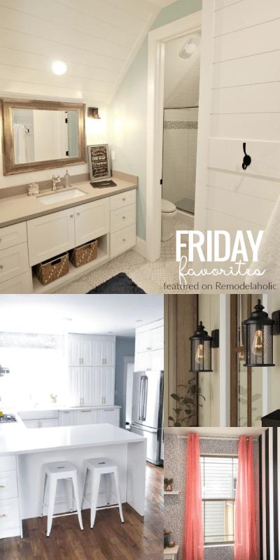 Friday Favorites Outdoor Ideas Smart Storage Solutions Remodelaholic Modular Outdoor Kitchens Beautiful Bathrooms Diy Storage