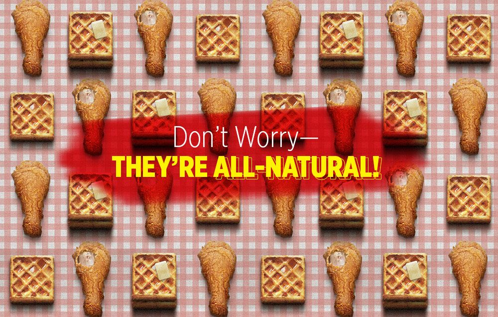 WTH Does the Word 'Natural' Mean on Foods? Food, Easy