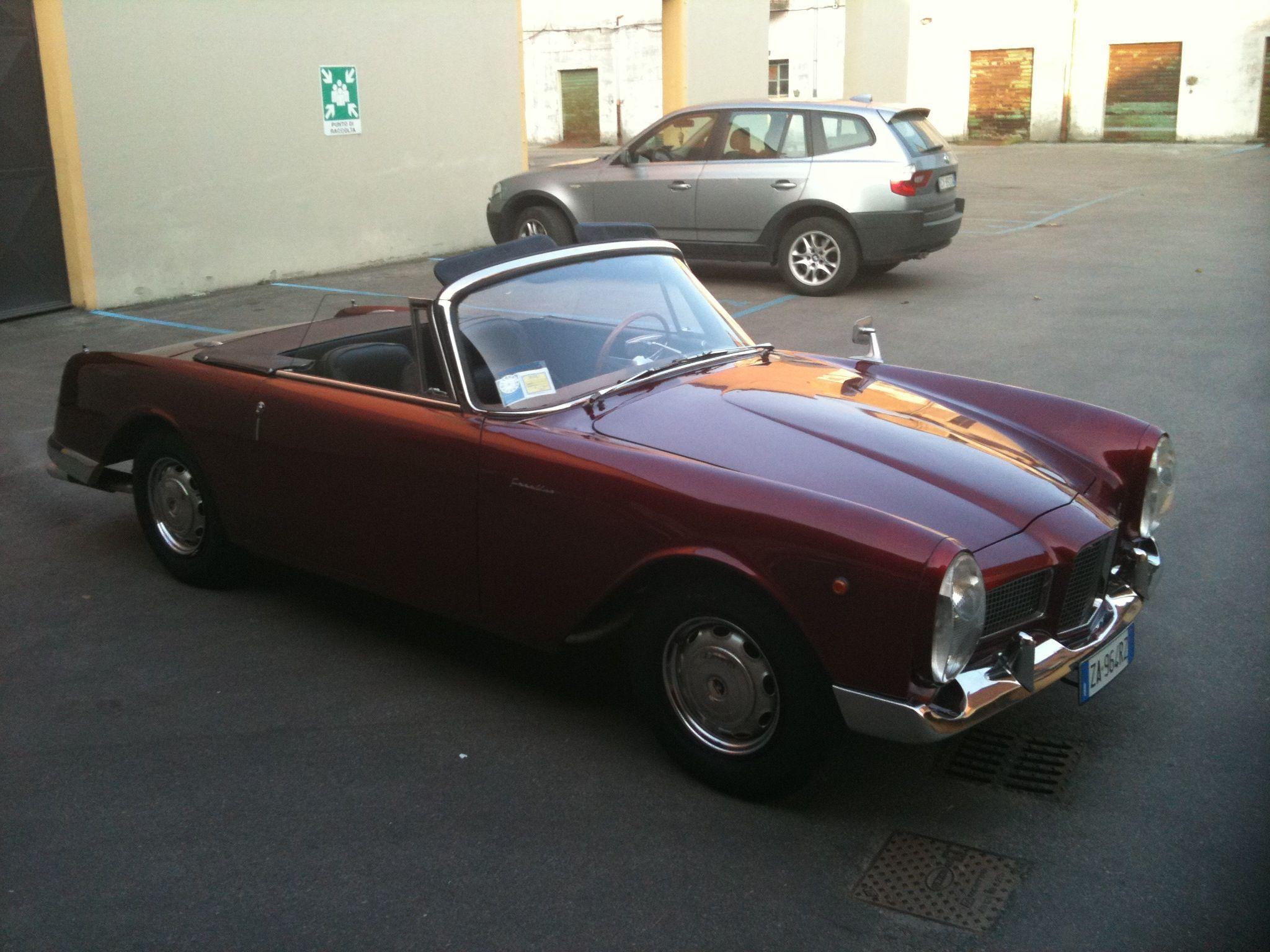 my 1961 Facellia