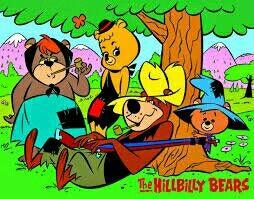 Los Osos Manosos Old Cartoons Classic Cartoon Characters Cartoon