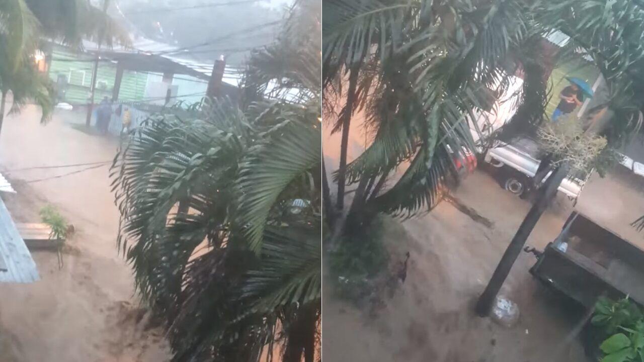 Hurricane Nana Makes Landfall In Belize Brings Floods To Honduras Omar To Dissipate In 2020 Atlantic Hurricane Hurricane Season Hurricanes Activities