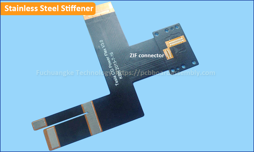 Flexible Printed Circuit Board Stiffeners Printed Circuit Board Circuit Board Circuit