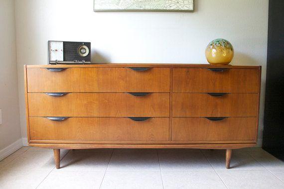 Best Mid Century Modern Triple Dresser Vintage Modern 400 x 300